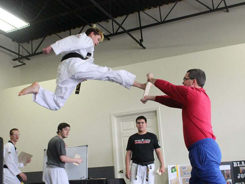 A2, Beavercreek Taekwondo and Martial Arts