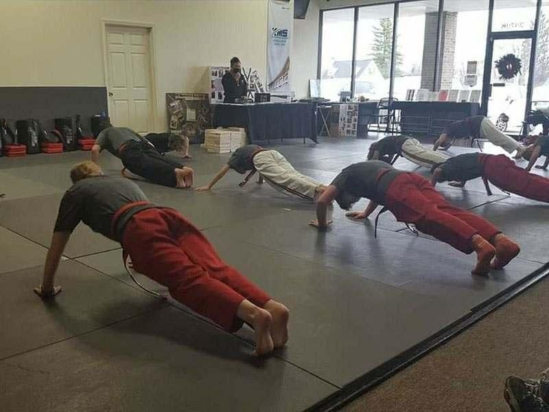 A4, Beavercreek Taekwondo and Martial Arts