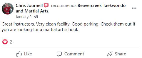 Adult1, Beavercreek Taekwondo and Martial Arts