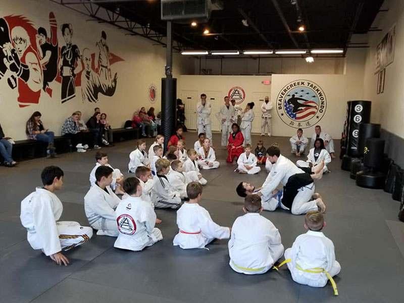 Jj2, Beavercreek Taekwondo and Martial Arts