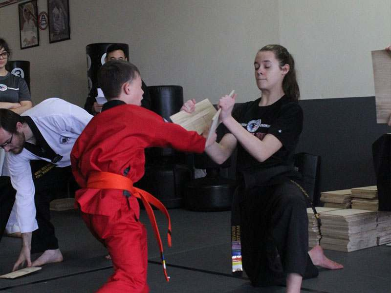 K1, Beavercreek Taekwondo and Martial Arts