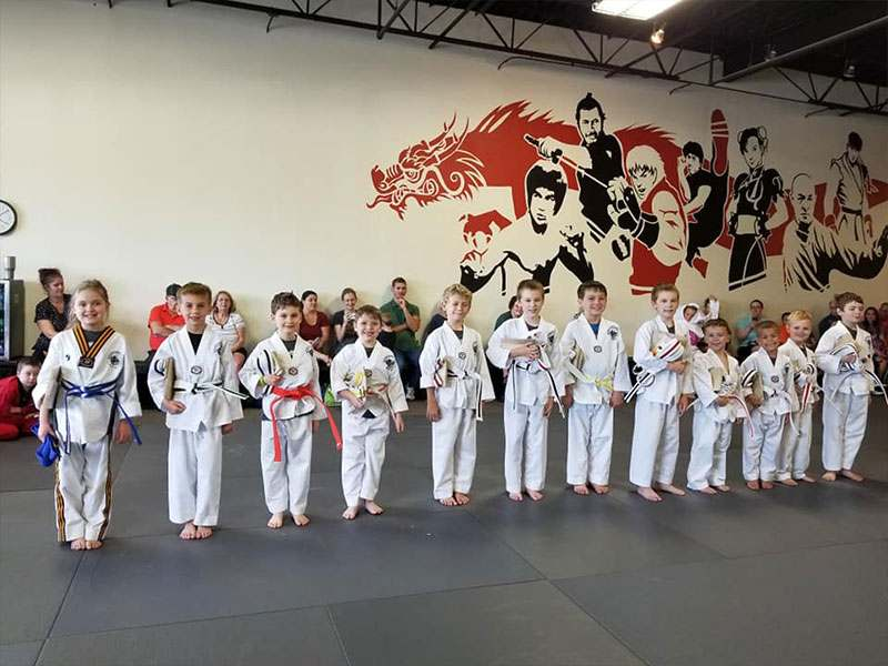 K2, Beavercreek Taekwondo and Martial Arts