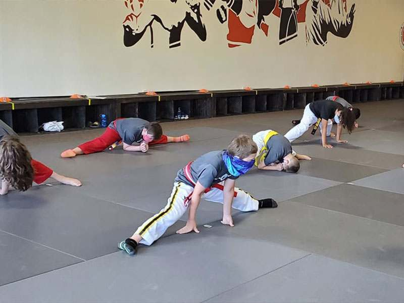 K6, Beavercreek Taekwondo and Martial Arts